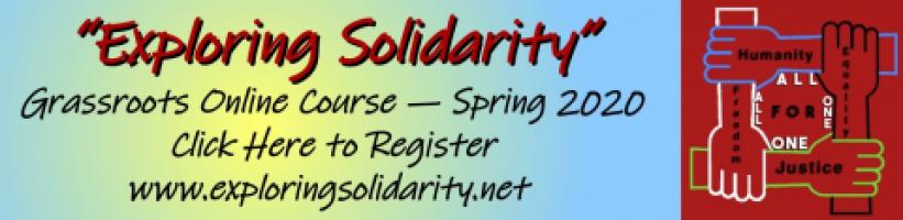 Exploring Solidarity